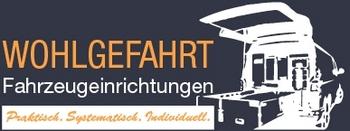 Wohlgefahrt Fahrzeugeinrichtungen Logo